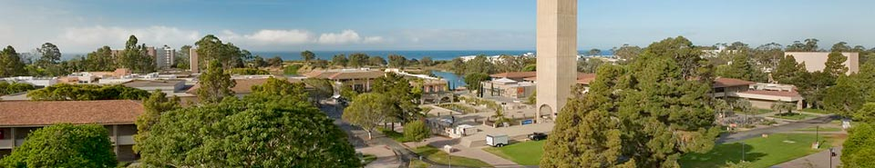 campus and  ocean view