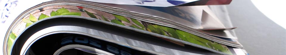 abstract magazines