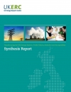 Synthesis Report Cover Page