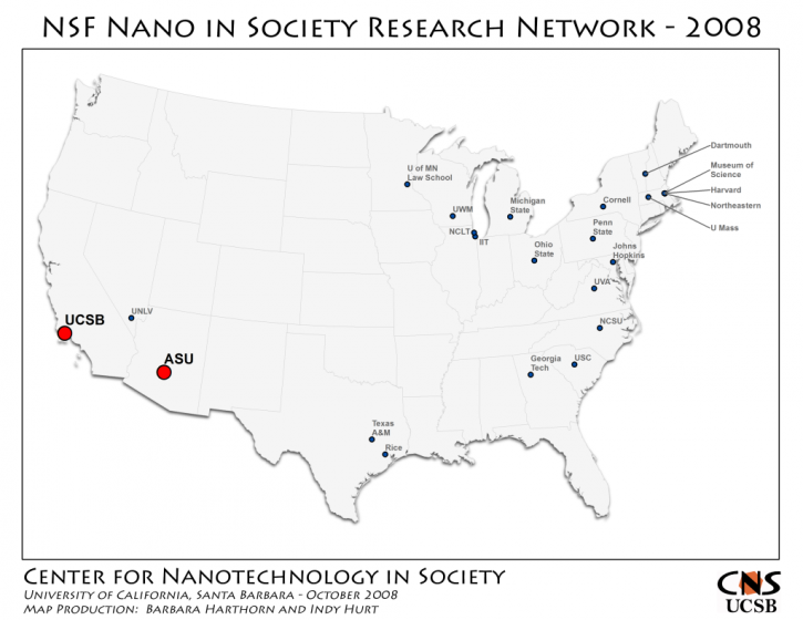 NSF Nano in Society Research Network